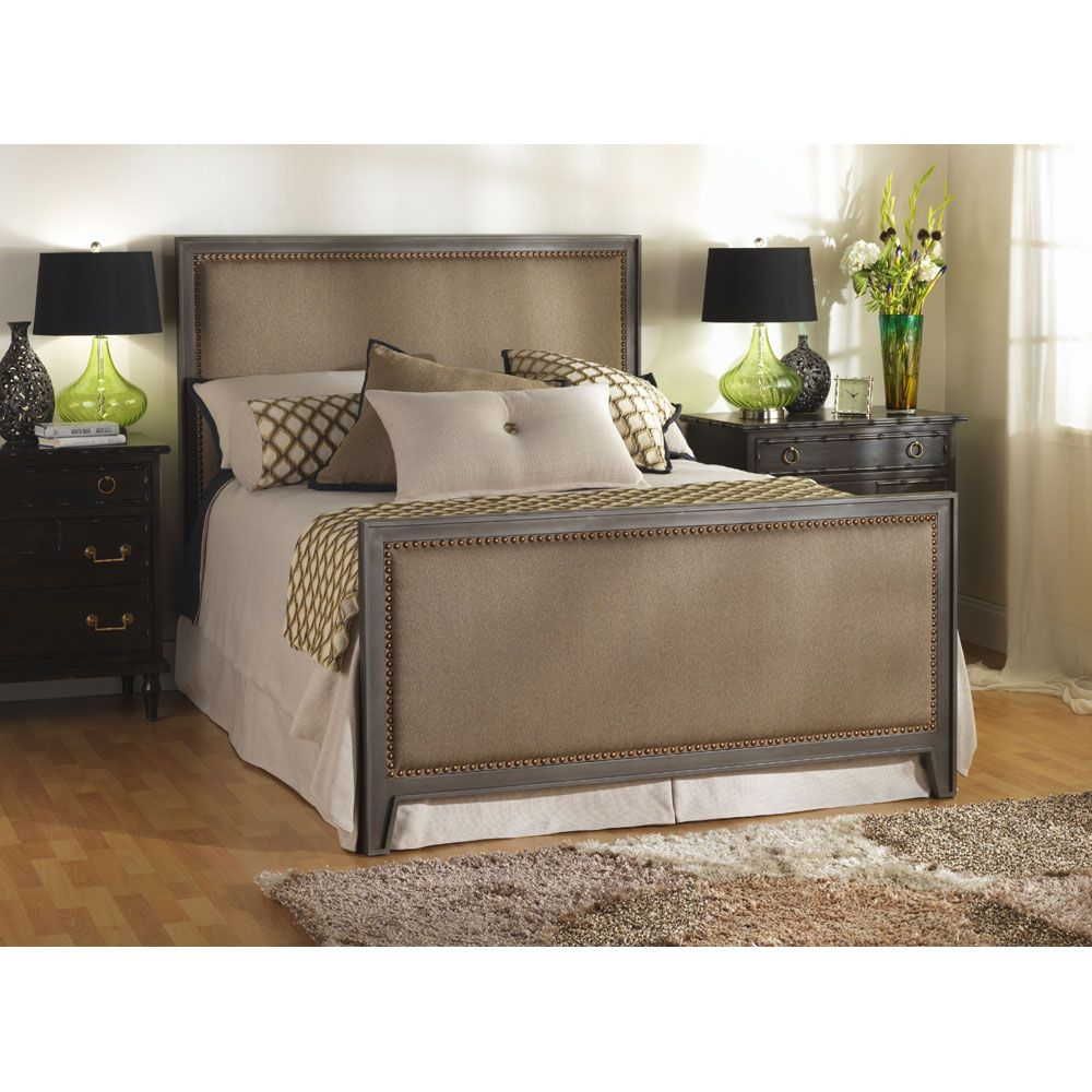 Wesley Allen Avery King Headboard Furniture, Upholstered
