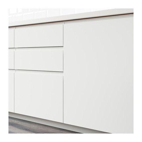 voxtorp schubladenfront wei k che ikea ikea k che und ikea. Black Bedroom Furniture Sets. Home Design Ideas