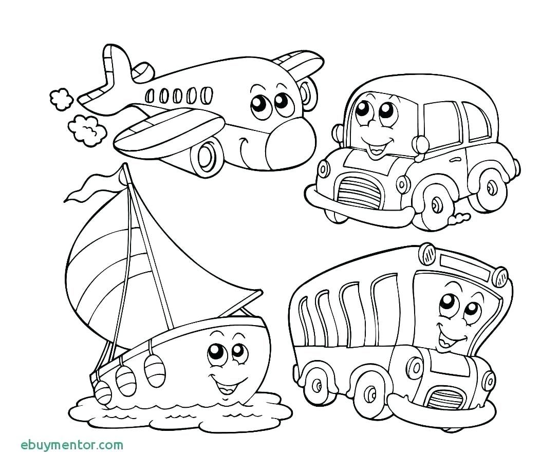 Land Transport Colouring Pages Coloring Pages Coloring