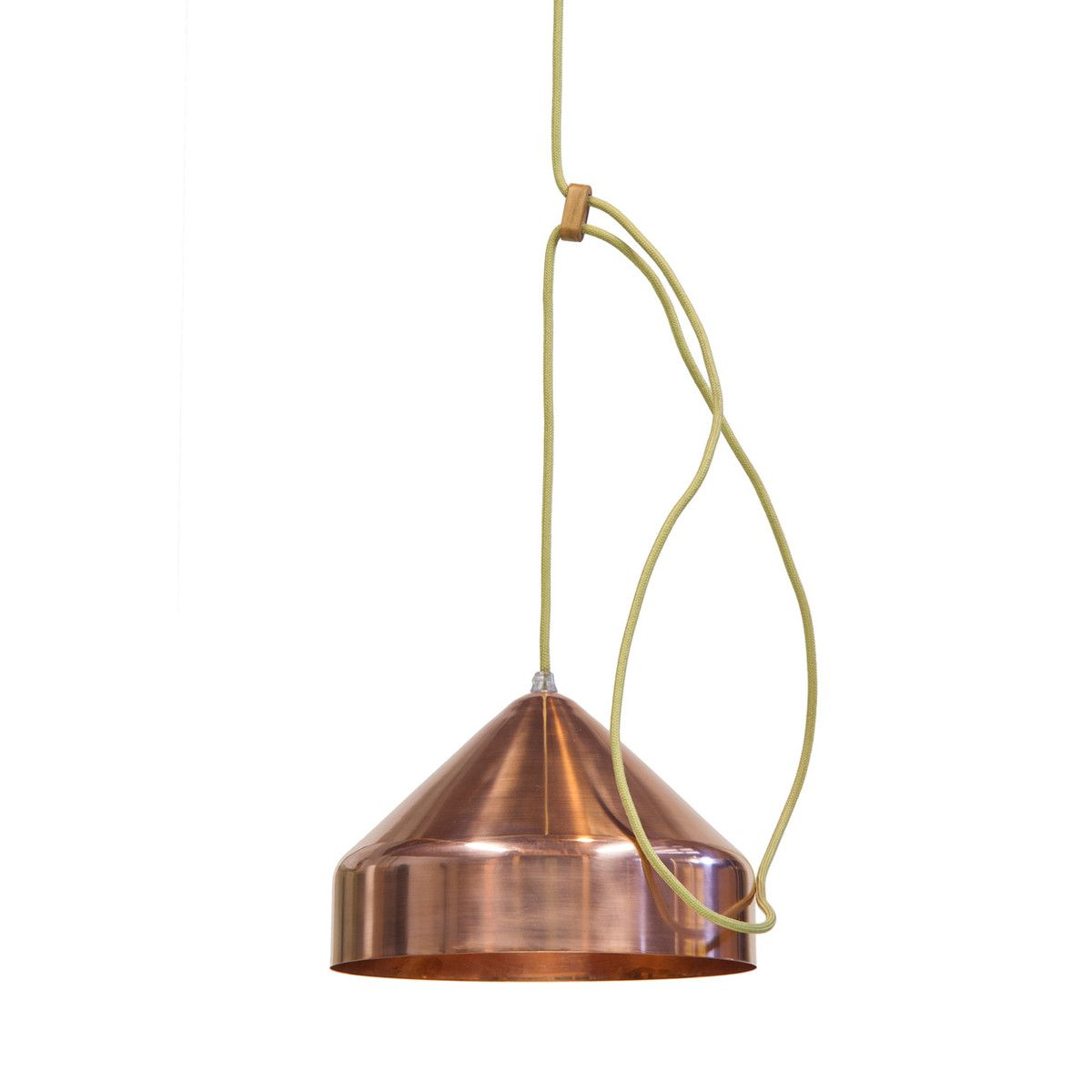 eu.Fab.com | Kupferlampe Lloop Kupfer