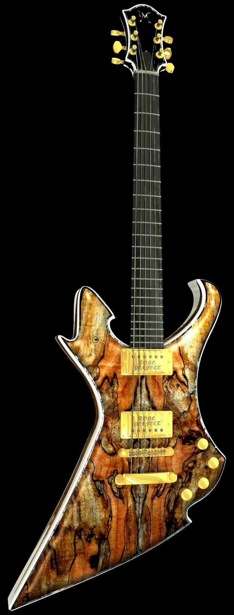 Effin minarik guitars 2