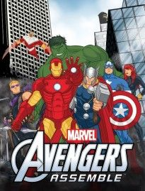 Tv Review Avengers Assemble All Father S Day Avengers