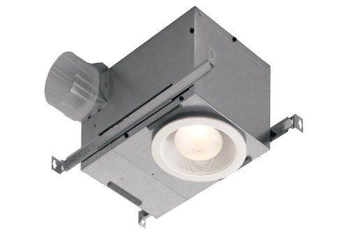 Guest Master Bathrooms Fan Light