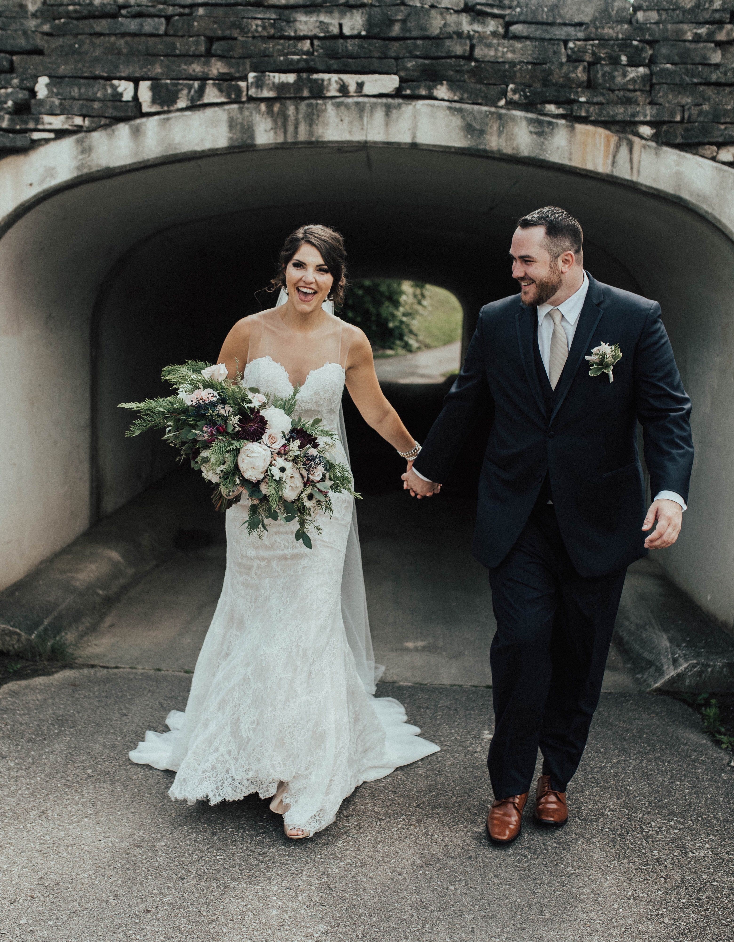 Bridal Party Neutral Bridesmaid Dresses Ohio Wedding Wedding Photography