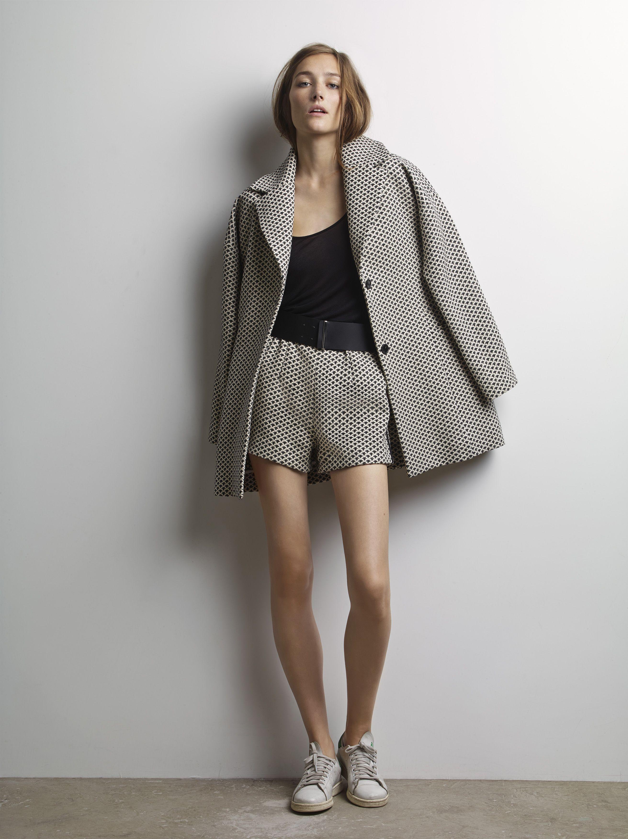 #lookbook #photographerFredMeylan #modelJosephineLeTutour #elite model #bashparis #SS15 #springsummer #collection