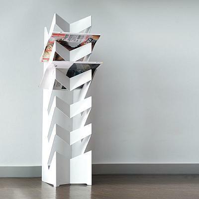 Zeitungsständer genial designer zeitungsständer deutsche deko woods