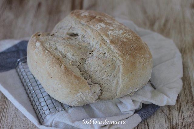 Pan de trigo y centeno en Cuisine
