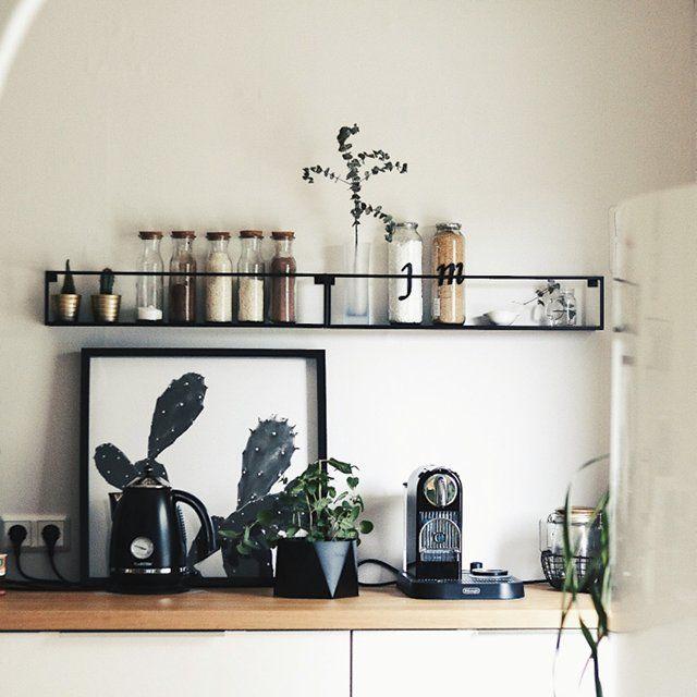 Wandregale - für Wohnzimmer und Küche