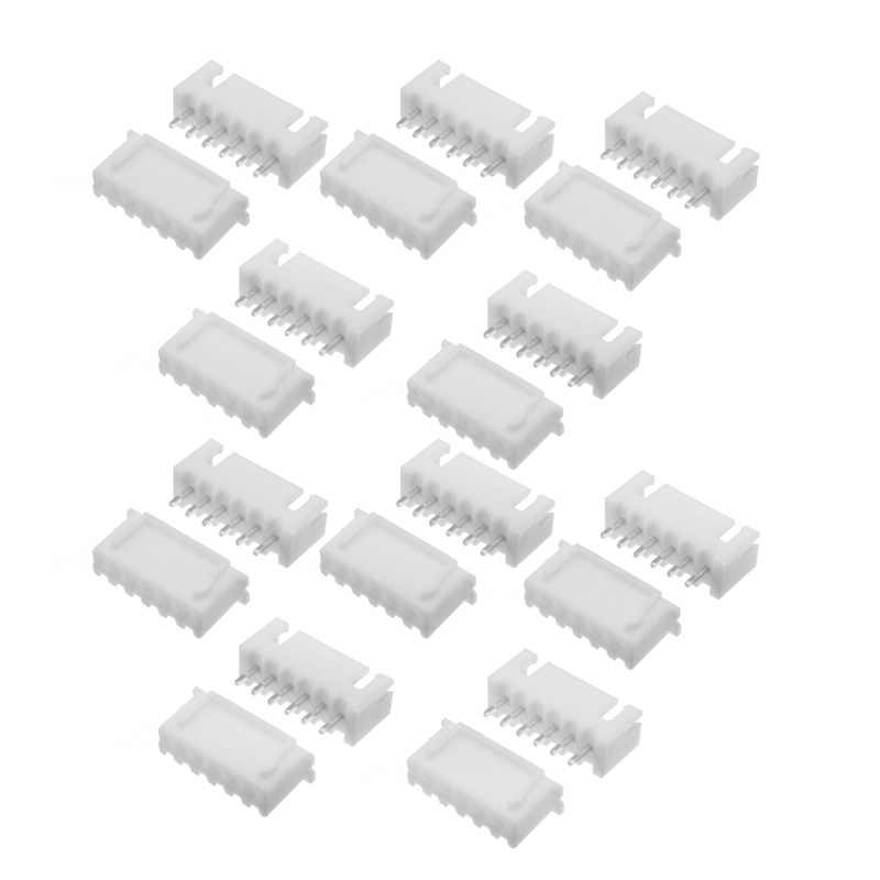 5.88$  Watch now - http://alipni.shopchina.info/go.php?t=32799288675 - 100Pcs Mix Kit XH 2.54 2P 3P 4P 5P 6P Connector Leads Header Housing Pin Header Terminal 5.88$ #magazineonlinewebsite