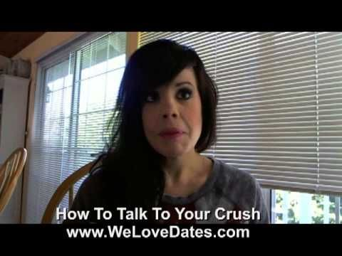How To Talk To Your Crush #dating #videos