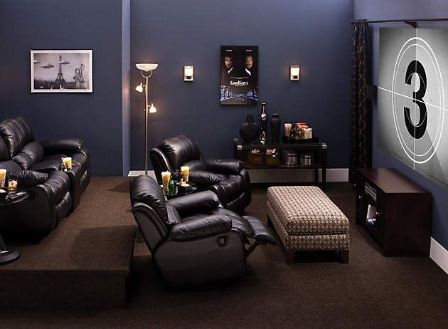 No Place Like Home Man Cave Living Room Man Cave Room Small Room Design