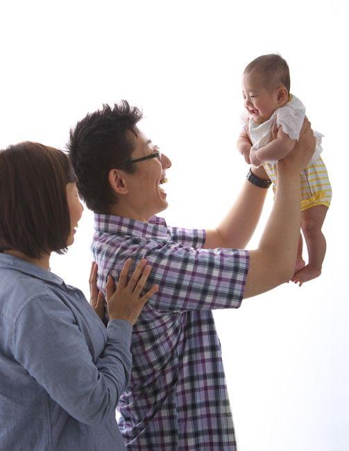 お宮参り Of トーハタ写真館 家族のポートレート 家族写真のポーズ 赤ちゃん 家族写真