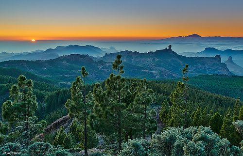 Cumbres De Gran Canaria Isla De Gran Canaria
