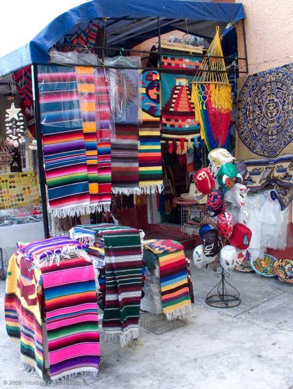 Mexican Market Mexican Market Mexican Colors Mexican Culture