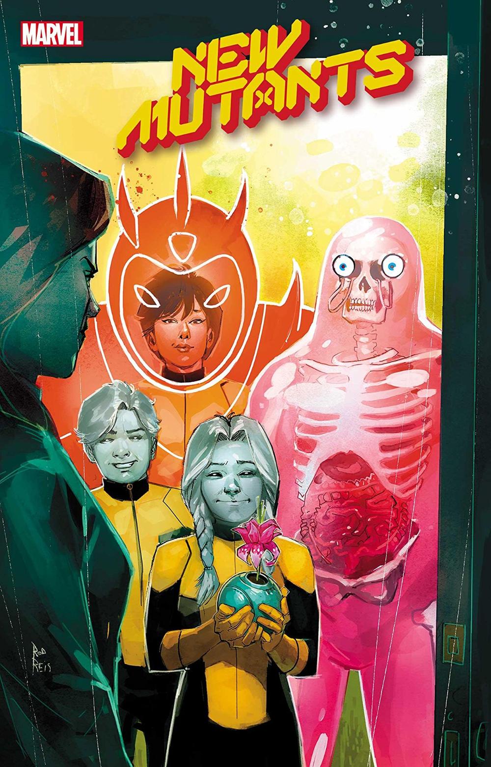 New Mutants 2019 3 Comics By Comixology Mutant Marvel Comics