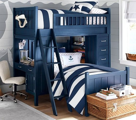 Bedroom Sets Pottery Barn camp bedroom set | pottery barn kids | pirate bedroom - treasure