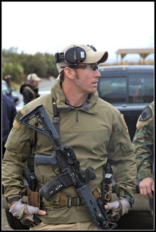Instructors Travis Haley Special Forces Tactical
