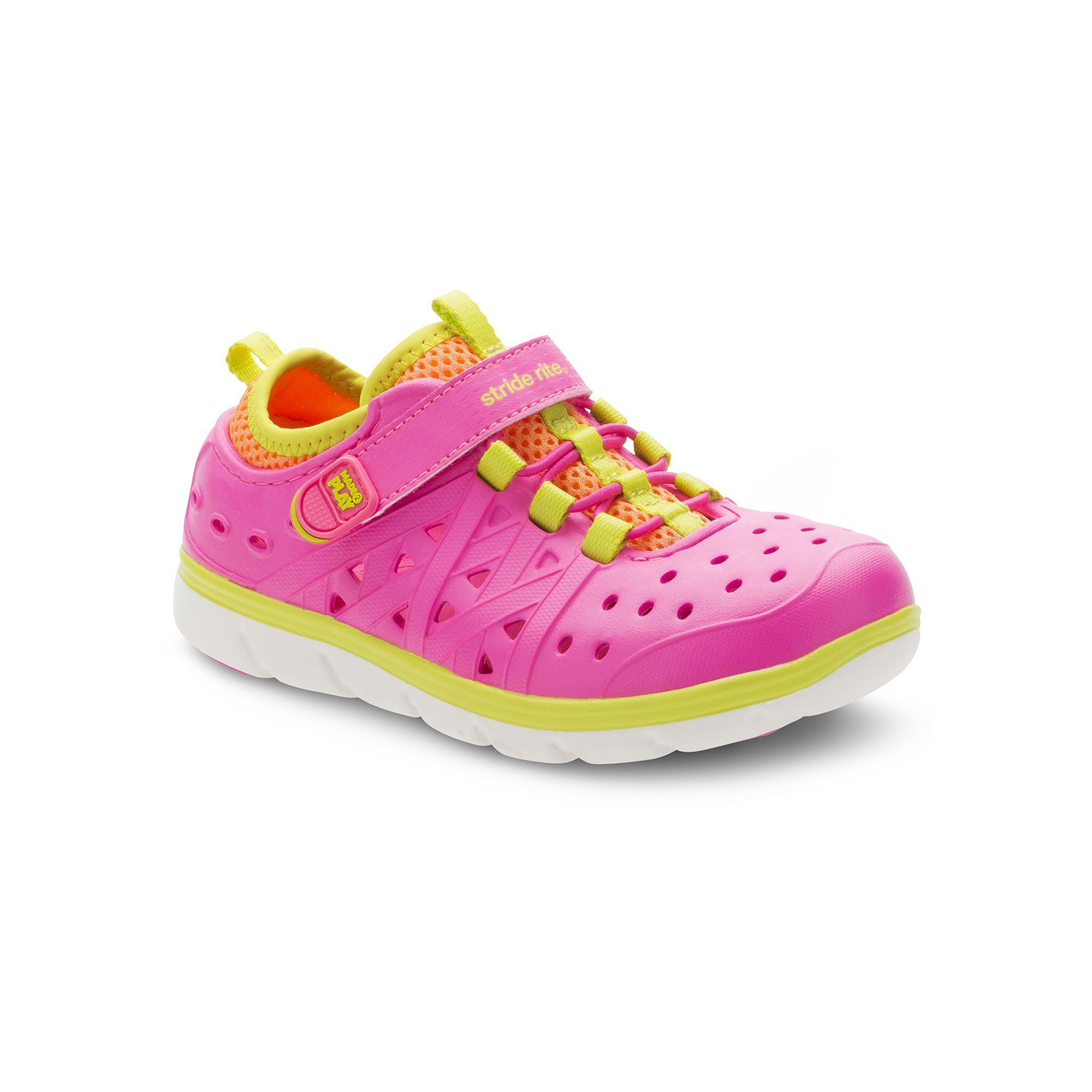 Stride Rite Made 2 Play Phibian Girls Water Shoes Size 11 Light