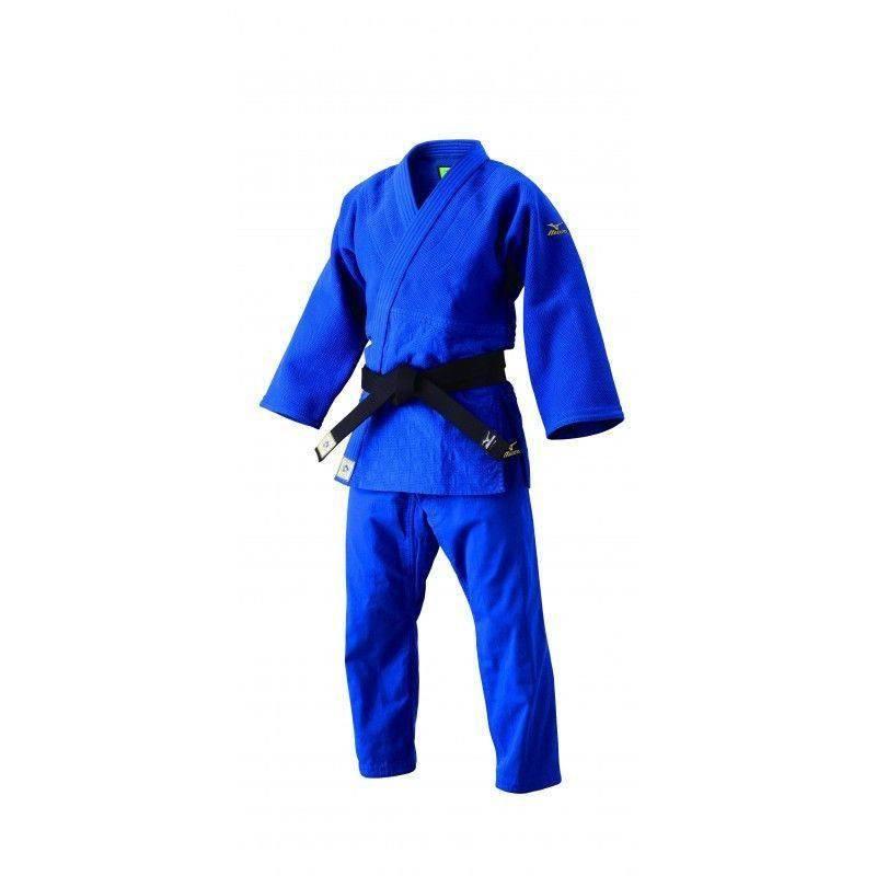 Judogi MIZUNO YUSHO kimono Judo azul Homologado IJF   Judo