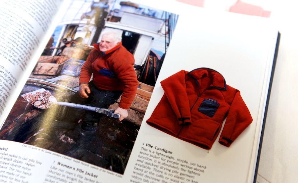 Getting Fleeced (With images)   Vintage patagonia. Fleece. Retro