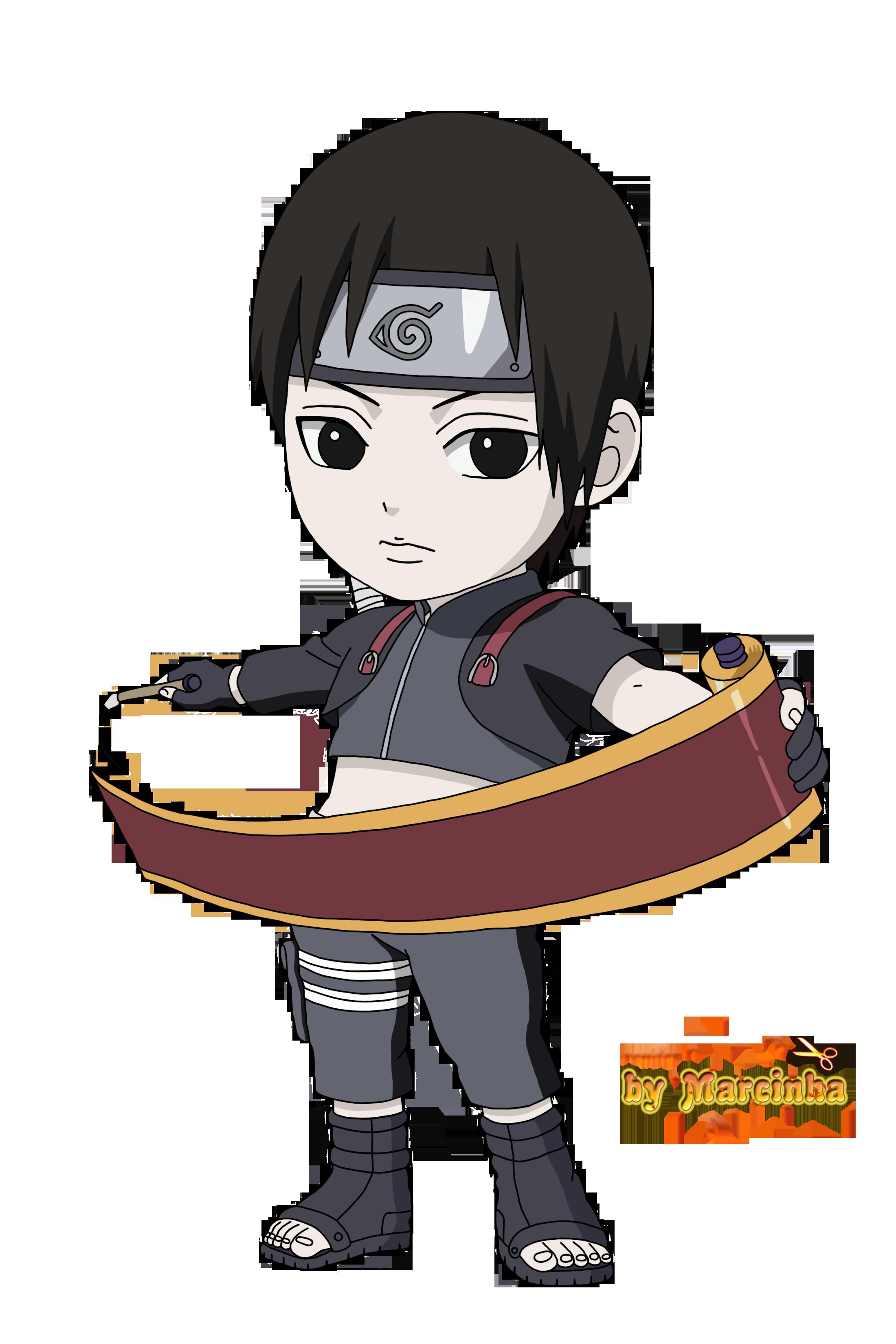 Render Chibi Sai By Marcinha20 On Deviantart Naruto Uzumaki Anime Chibi Chibi