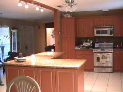 L shaped kitchen designs with island accessible family for L shaped kitchen with island layout