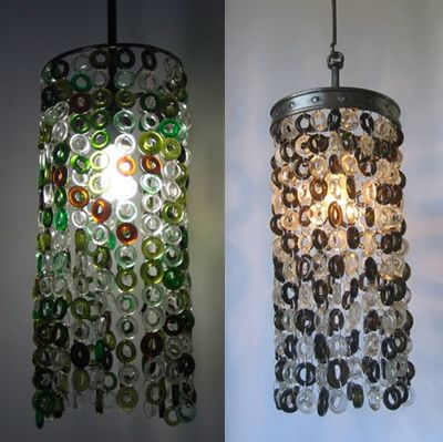 recycled glass ornaments recycling glass pinterest recycled