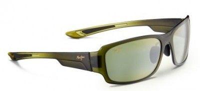 Óculos Maui Jim - Bamboo Forest - Olive Fade Frame-Maui HT Polarized Lenses #Óculos #Maui Jim