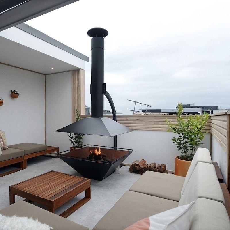 Outdoor space, Outdoor design Ideas, Pool, Garden, Backyard, Bench ...