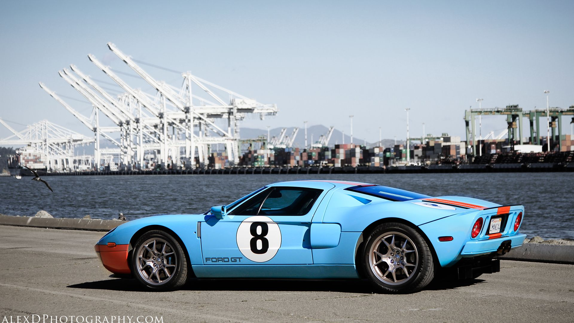 Ford Gt Gulf Livery Heritage Edition Ford Gt Ford Gt40 Ford