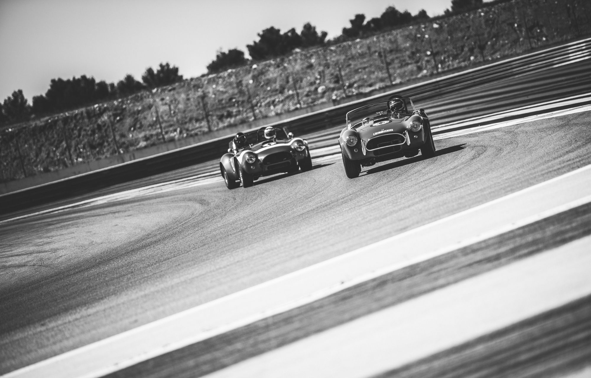 Baume & Mercier Shelby Only Event Le Castellet 2016