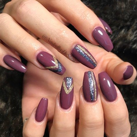 top 122 royal gel nail trends 2018
