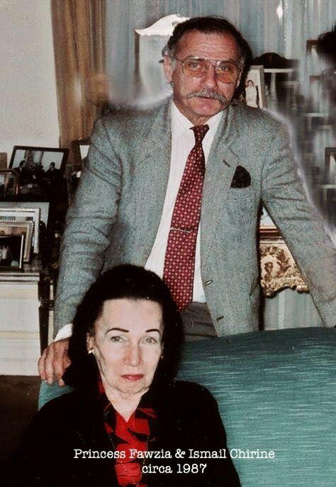 Fawzia & Ismail Shereen c 1987