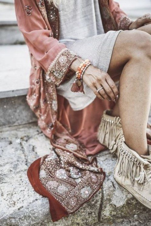 Photo of Tips to Achieve Boho Fashion Looks One huge tip to achieve the boho look comes d…