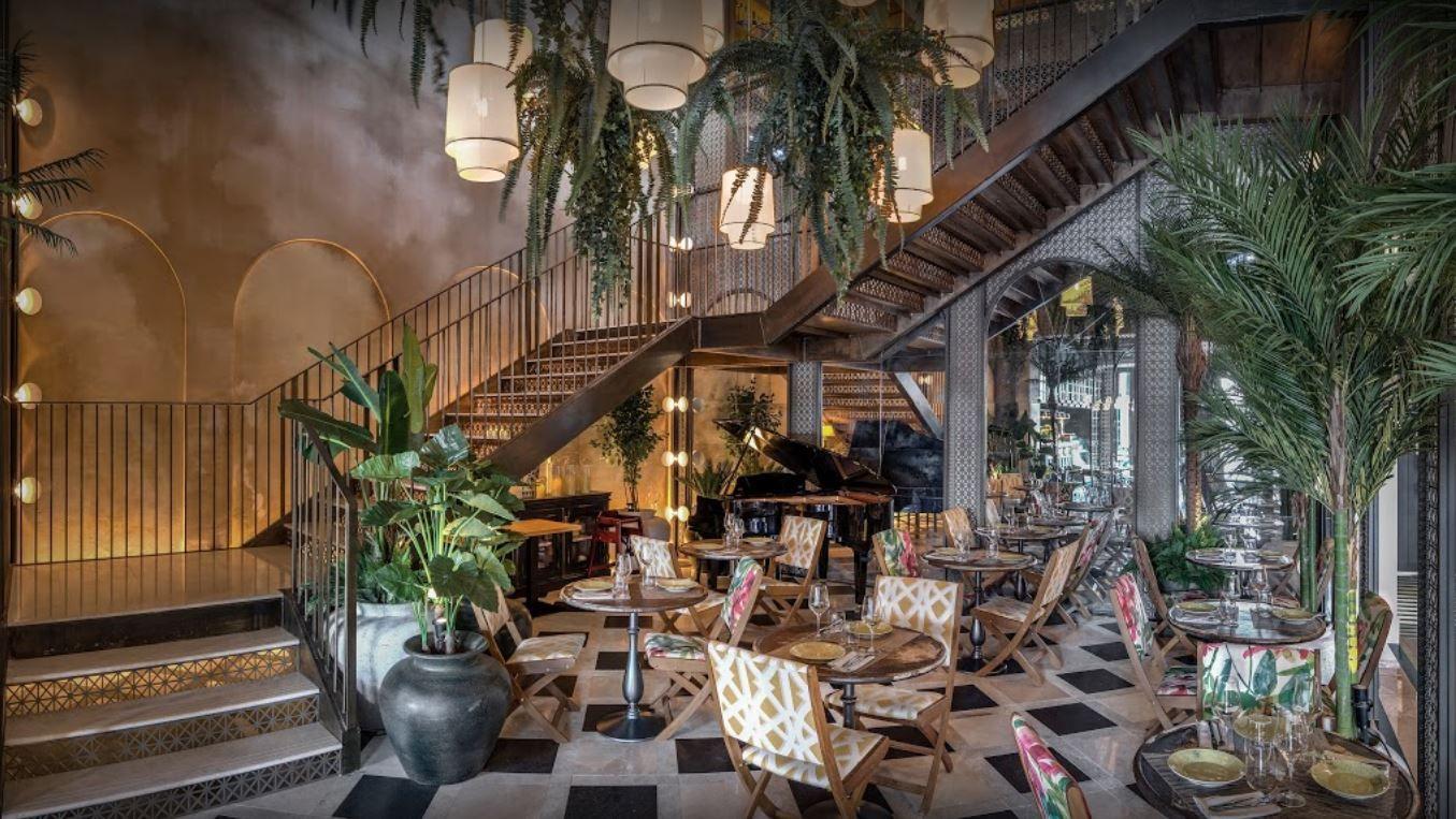 Restaurante Habanera en Madrid