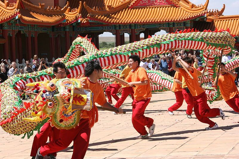 Chinese New Year Celebration In China Find More Dreams At Www Getikto Com Festivals In China Happy Chinese New Year Chinese New Year