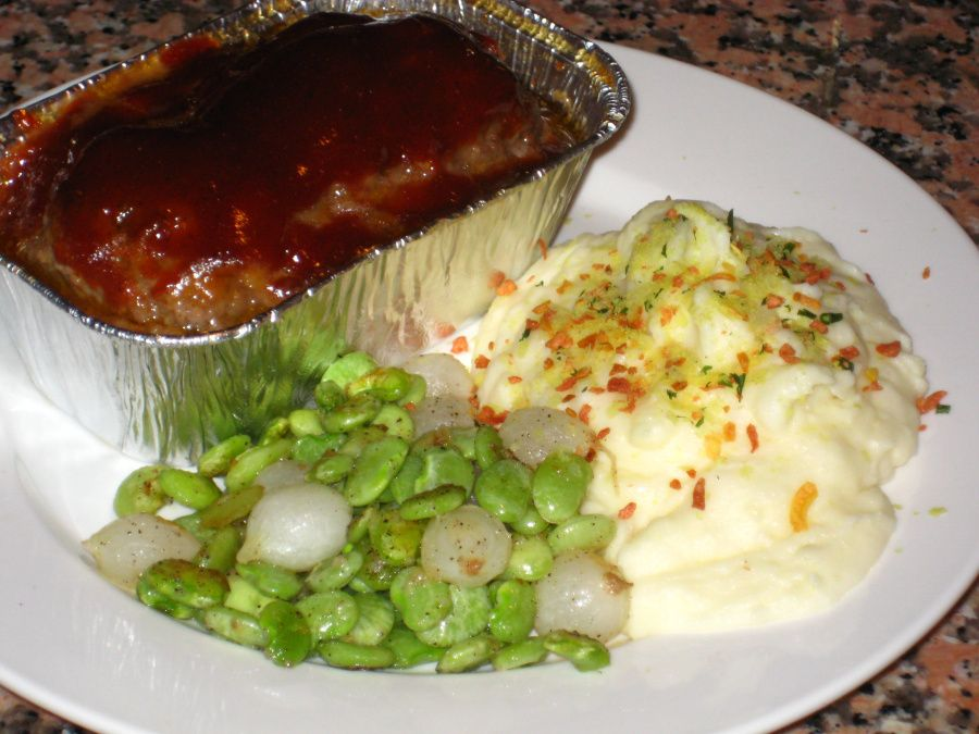 Chipotle meatloaf sauce