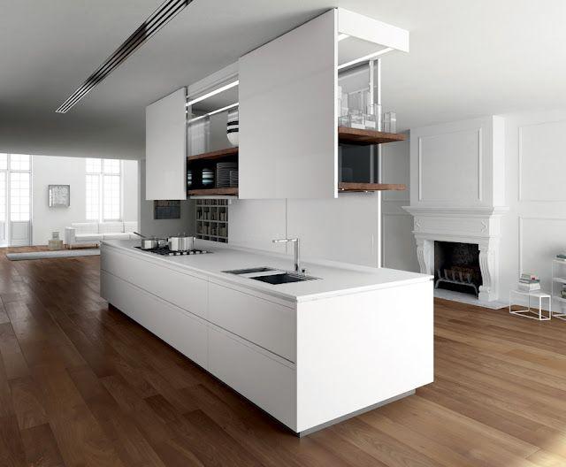 kitchen design ideas Island barkitchen Pinterest Kitchen