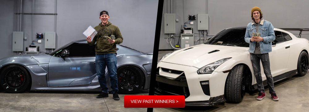 80Eighty® Dream Car Giveaway®! JDM Home | 80Eighty Dream Car Giveaway