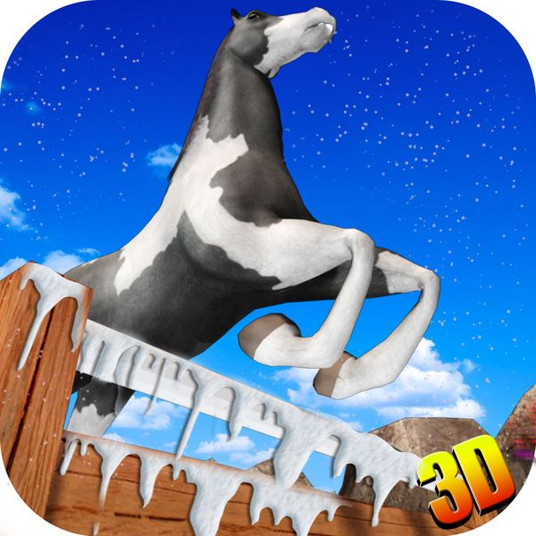 Download Horse Jungle Run 3D – Real Derby Stallion Riding