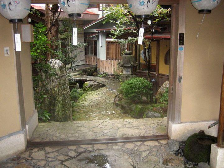 oriental garden design for oriental front yard   mountain garden ...
