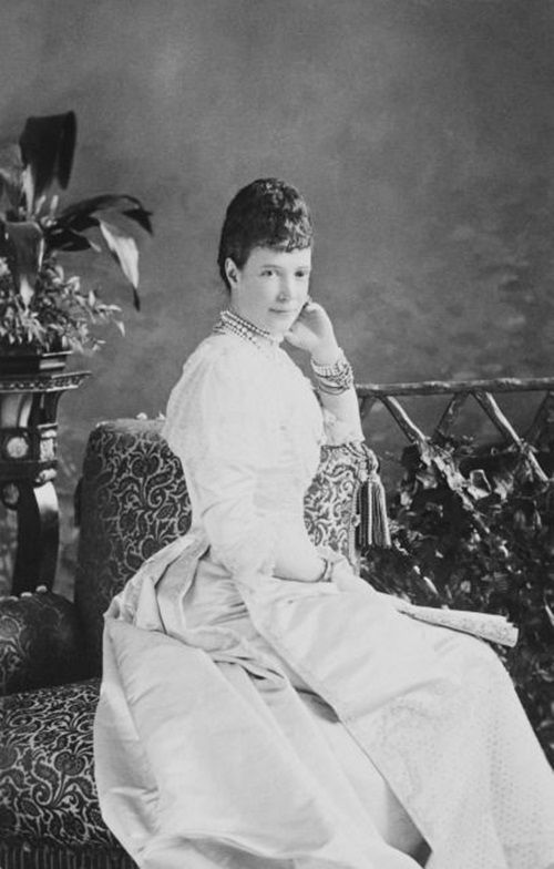 Tsarina Maria Feodorovna.