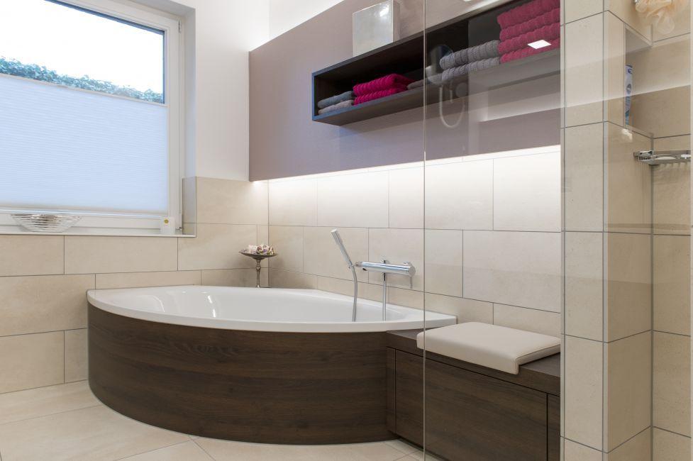 Badbereich Dusche Wanne Klocke Dusche Badezimmerideen Wanne