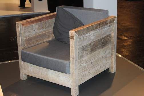 holzsessel aus ger stbohlen test pinterest holz sessel und m bel. Black Bedroom Furniture Sets. Home Design Ideas