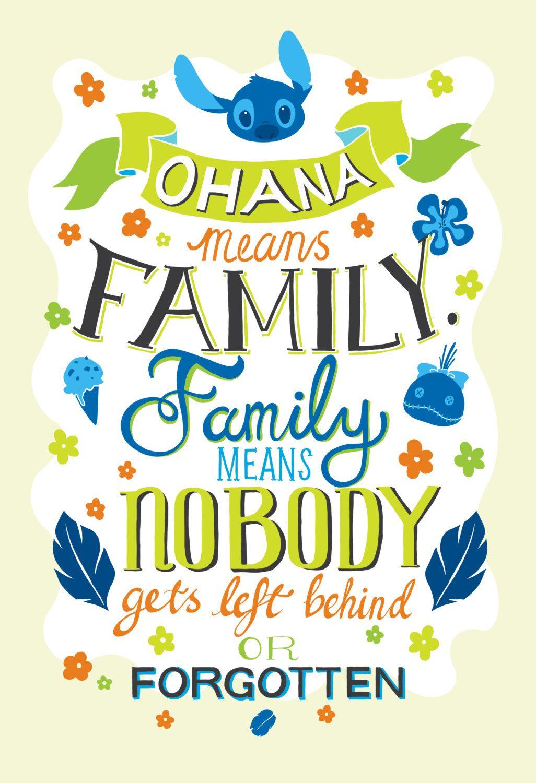 Lilo And Stitch Wallpaper Quotes