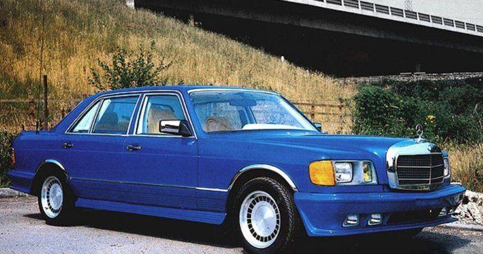Раритетный Kugok 1000SEL – невероятная роскошь из 1980-х
