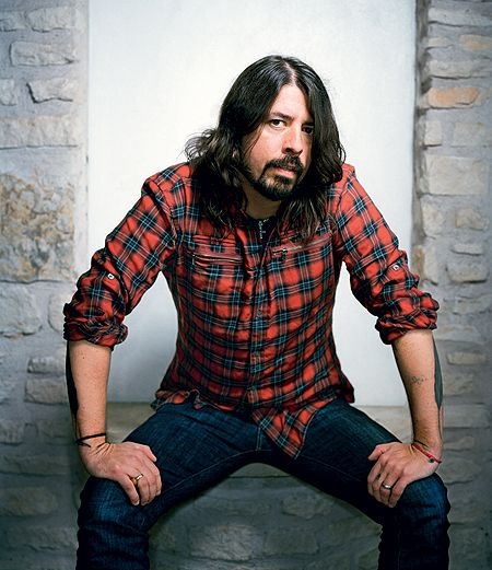 dave grohl guitar