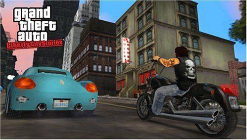 Rockstar Games 710425236969 Grand Theft Auto Liberty City Stories