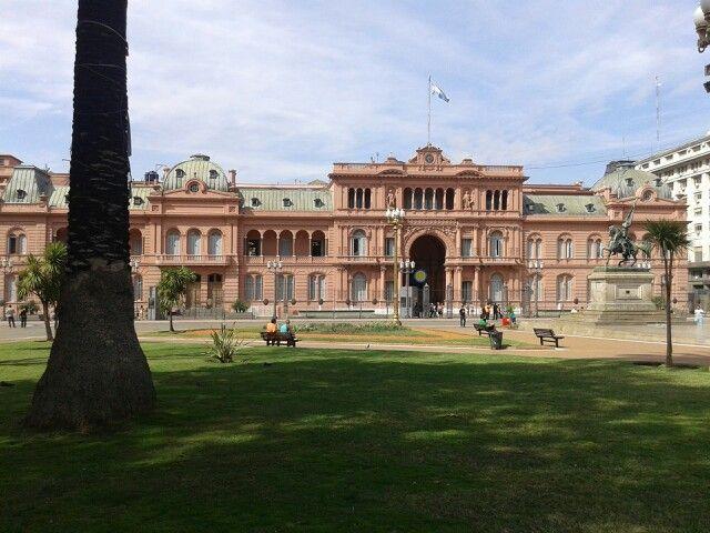Casa Rosada_ Buenos Aires_ Argentina