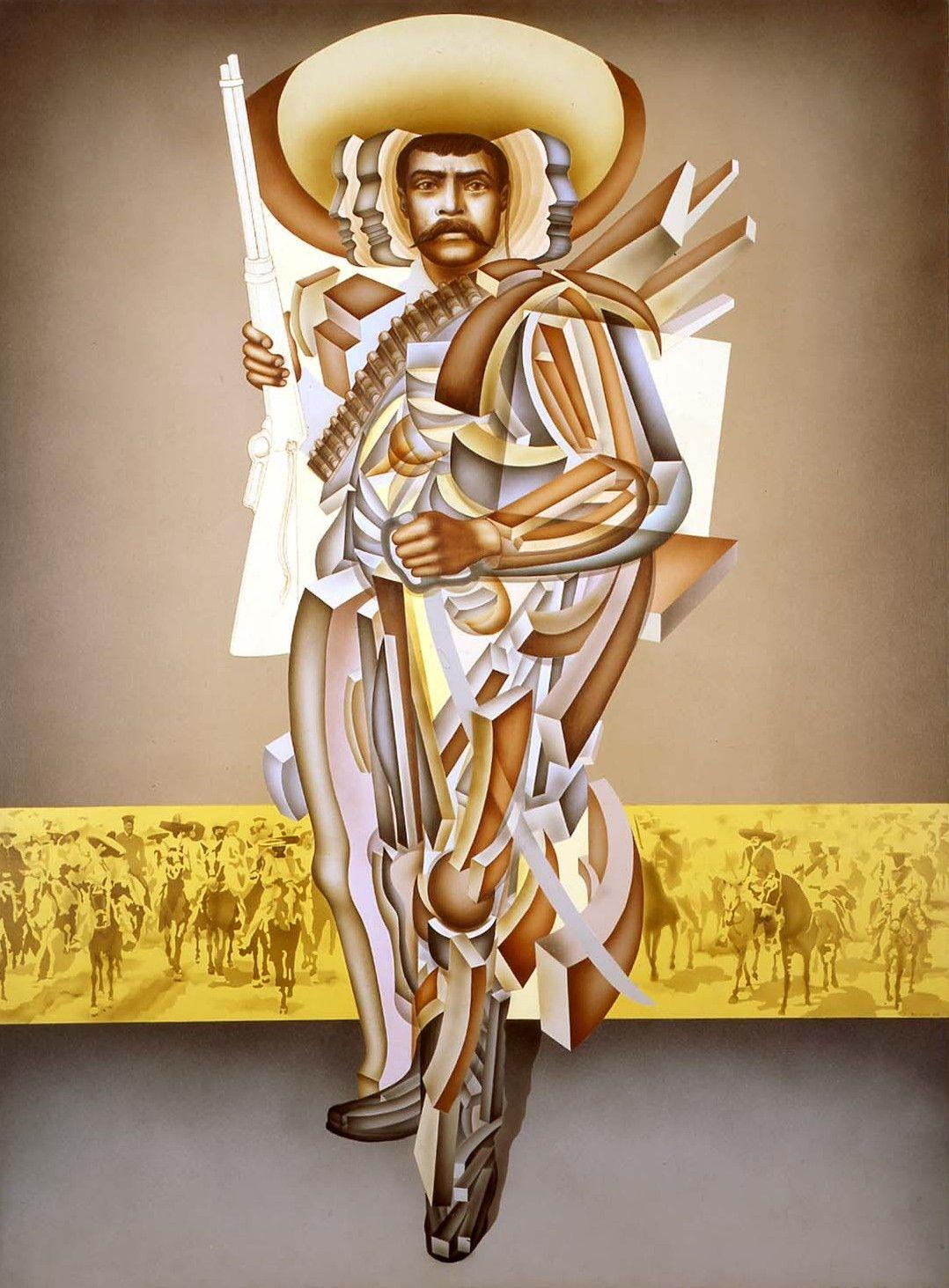 arnold belkin art | ... Helena Noval: Arnold Belkin y Emiliano Zapata: Los zapatas de Belkin